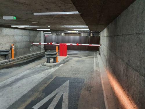 Parking Interior Airport Geneva